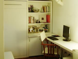 Minimalist bedroom by MINBAI Minimalist