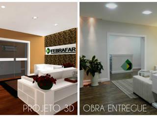 Espaces commerciaux minimalistes par É! Arquitetura e Design Minimaliste