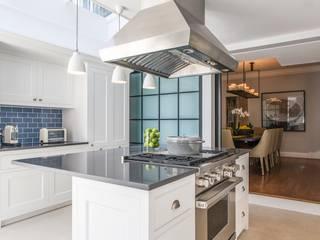 Toninho Noronha Arquitetura ห้องครัว