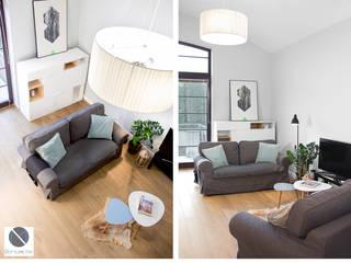Modern living room by DoMilimetra Modern