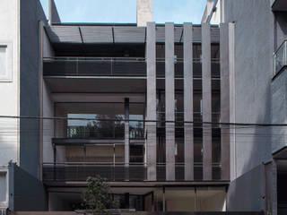Edificio Hesiodo Casas minimalistas de Cm2 Management Minimalista