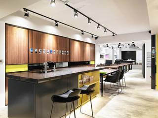 Рабочий кабинет в стиле модерн от KD Panels Модерн