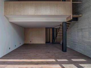 Edificio Hesiodo Salones minimalistas de Cm2 Management Minimalista