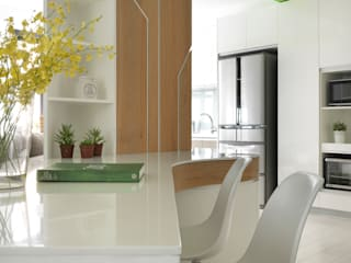 Salas / recibidores de estilo  por KD Panels,