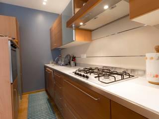 Ristrutturazione OL arCMdesign - Architetto Michela Colaone Cucina moderna