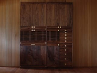 キッチン収納: bungalowが手掛けたです。,