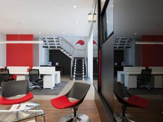 Projeto comercial Lojas & Imóveis comerciais modernos por Pinheiro Machado Arquitetura Moderno