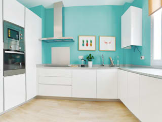 StudioBMK Modern kitchen