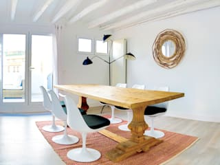 StudioBMK Modern dining room