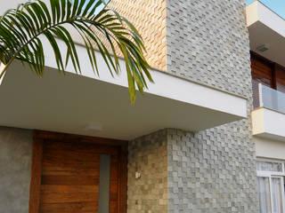 Maisons modernes par Cabral Arquitetura Ltda. Moderne