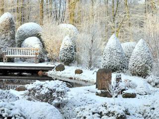 Jardines de estilo clásico de GARDOMAT - Die Gartenideenmacher Clásico