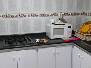 Remodelacion de Cocina Integral de Proyectar Diseño Interior Minimalista