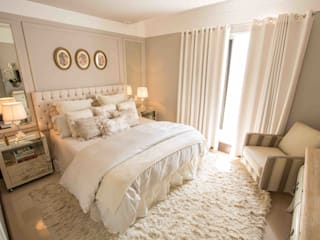 Classic style bedroom by Piloni Arquitetura Classic