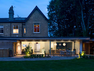 Raby Park, West Yorkshire Rumah Modern Oleh Wildblood Macdonald Modern