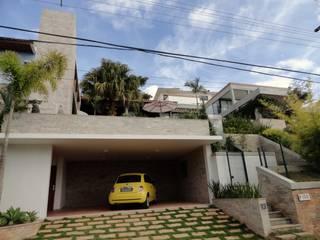 Casa Juiz de Fora - MG: Casas  por DG Arquitetura + Design