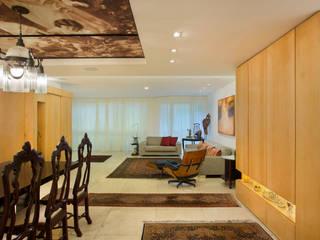 Apartamento Leblon - RJ Salas de jantar modernas por DG Arquitetura + Design Moderno