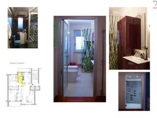 Moderne Badezimmer von Interni Bonetti Modern
