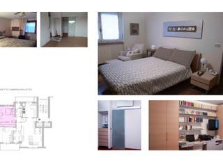 Moderne Schlafzimmer von Interni Bonetti Modern