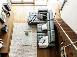 loft in Gdynia by fotomohito
