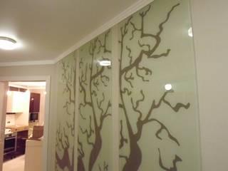 деревья: Коридор и прихожая в . Автор – DIDI