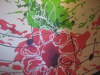 Малина: Коридор и прихожая в . Автор – DIDI