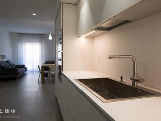 Cocinas de estilo minimalista de ALESSIO TOSTI DESIGN Minimalista