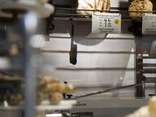 Le Pain Quotidien:  Gastronomie door Mosaic del Sur België - Nederland