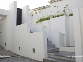 Modern houses by Lis Melgarejo Arquitectura Modern