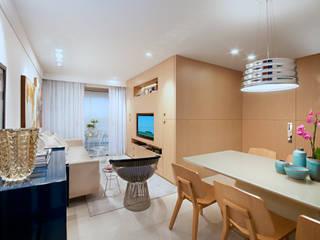 Coutinho+Vilela Modern living room