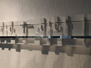 de Patrícia Azoni Arquitetura + Arte & Design Moderno