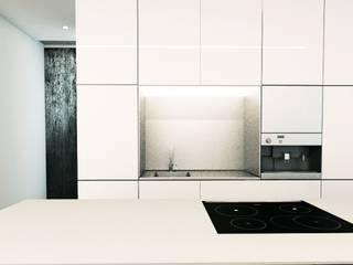 Cocinas de estilo  por PROSTO architekci