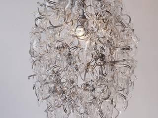 por NORIKO HERRON GLASS + ART Eclético