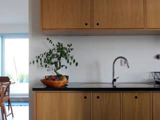 a cozinha que nos faz felizes:   por crónicas do habitar,Minimalista