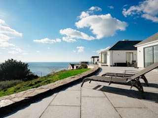 Overcombe, Bigbury-on-Sea | Devon Perfect Stays Balcones y terrazas modernos
