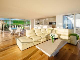 moderne Wohnzimmer von Perfect Stays