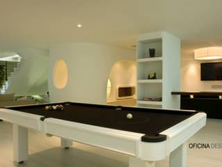Casa - Freedom Salas de estar minimalistas por Oficina Design Minimalista