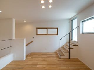 Modern style study/office by Sakurayama-Architect-Design Modern