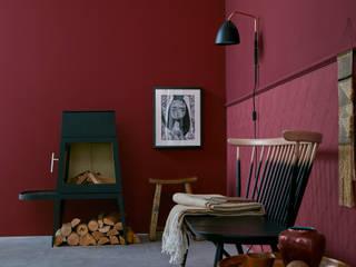 Paredes y pisos de estilo moderno de SCHÖNER WOHNEN-FARBE Moderno