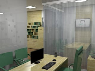 Arquidecor Projetos Office spaces & stores