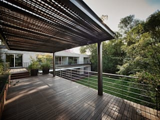 Terrace by grupoarquitectura