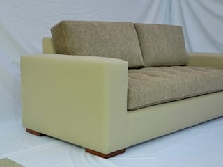 Love-seat de fabrica de ideas Moderno