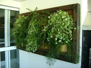 MC3 Arquitetura . Paisagismo . Interiores의  정원
