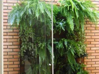MC3 Arquitetura . Paisagismo . Interiores Jardines de estilo rústico