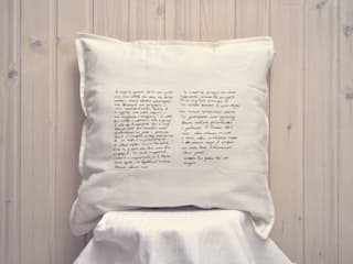 Чехол на подушку. Любовное письмо:  в . Автор – Shatreez