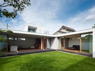小野里信建築アトリエ Modern Garden