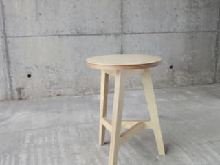 F2A - Nude abode Co., Ltd. Living roomStools & chairs