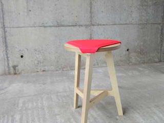 F2A abode Co., Ltd. Living roomStools & chairs