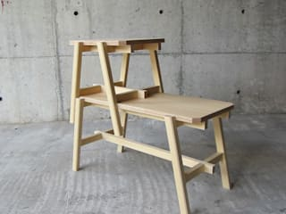 GTR 350 abode Co., Ltd. Living roomStools & chairs