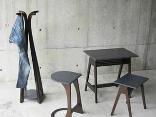 DENIM - Side Table abode Co., Ltd. Living roomSide tables & trays
