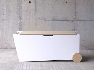 BENCH BOX abode Co., Ltd. Nursery/kid's roomStorage